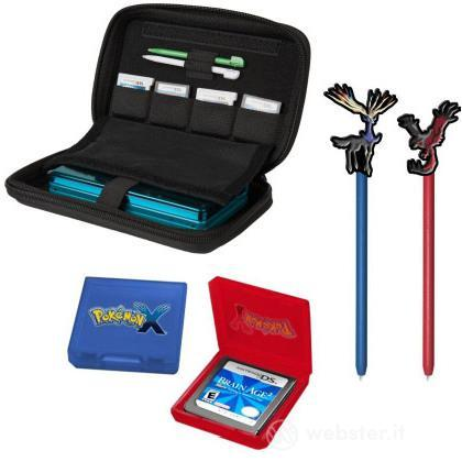 Pokemon X & Y Essential Kit All DS