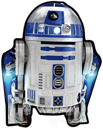 Mousepad Star Wars - R2-D2