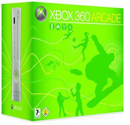 XBOX 360 Core HDMI Arcade
