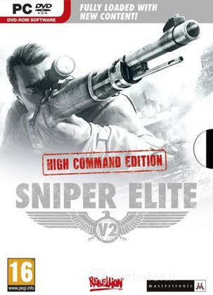 Sniper Elite V2 High Command Ed.