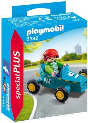 PLAYMOBIL Bimbo Su Kart