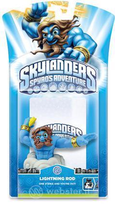 Skylanders Lightning Rod