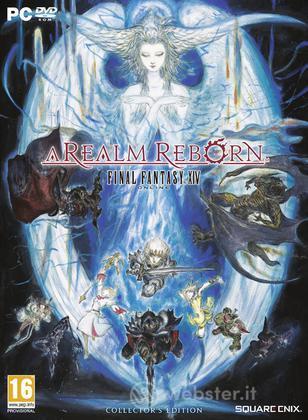 Final Fantasy XIV:A Realm Reborn Sp. Ed.
