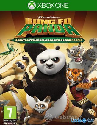 Kung Fu Panda: Scontro Finale Leggende