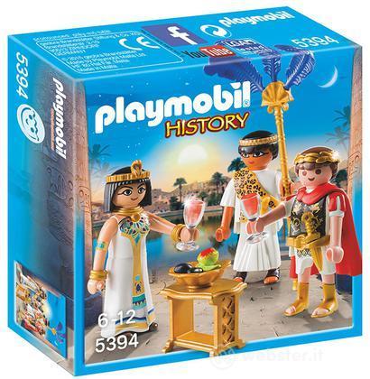 PLAYMOBIL Cesare E Cleopatra