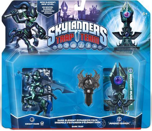 Skylanders Elemental Pack - BUIO (TT)