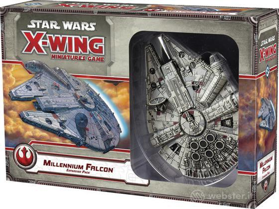 Star Wars X-WING: Millenium Falcon