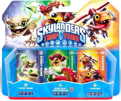 Skylanders Triple Pack 1 (TT)