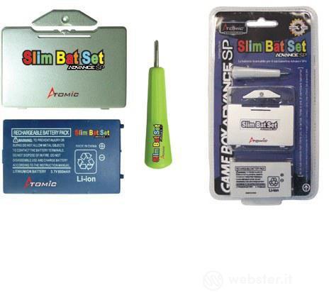 GBA SP Batteria Slim