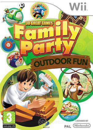Family Party Outdoor Fun