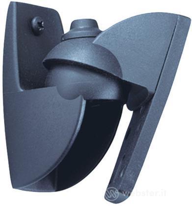 Supporti casse acustiche Black (2x) 5Kg