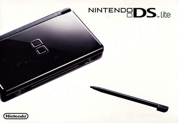 Nintendo DS Lite - Nero