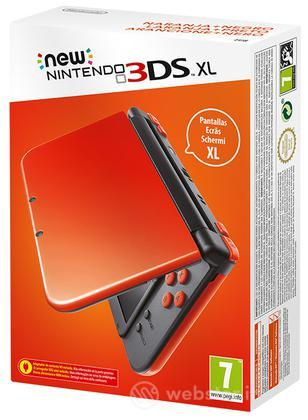 Nintendo New 3DS XL Arancione-Nero