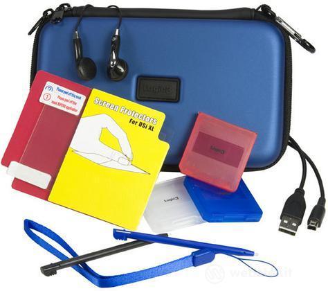 DSi XL Starter Pack Blue