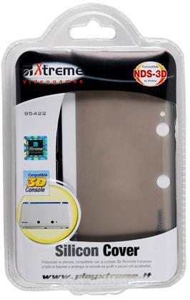3DS Silicon Cover