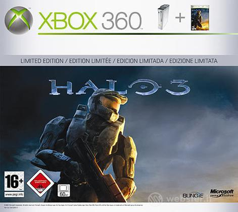 XBOX 360 Pro HDMI Halo 3 Bundle