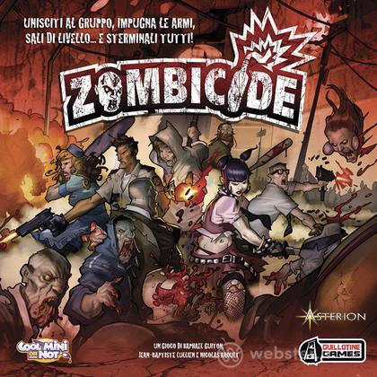 Zombicide Stg.1 - base