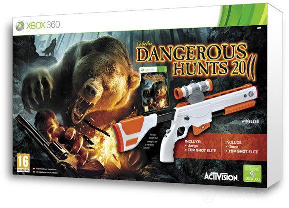 Cabela's Dangerous Hunts 2011 bundle