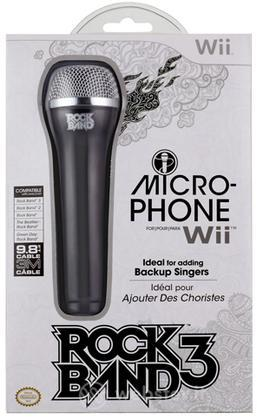 MAD CATZ WII Microphone Rock Band 3