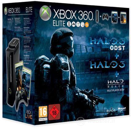 XBOX 360 Elite System Halo Ultimate B.