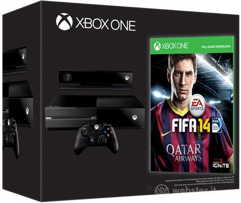 XBOX ONE D1 Edition Fifa 14