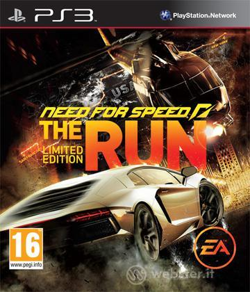 Need for Speed The Run Limited Ed.