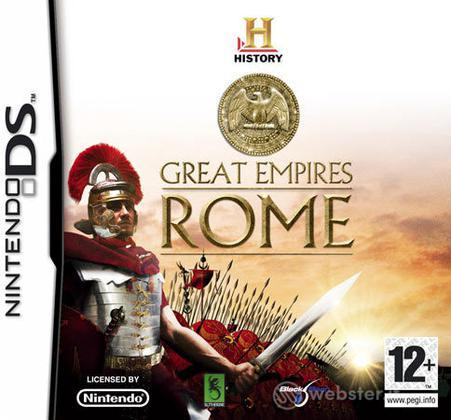 The History Channel Great Empires Rome