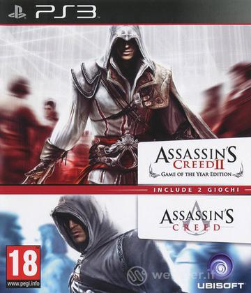 Compil Assassin's 1 + Assassin's 2