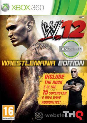 WWE 12 Wrestlemania CLS