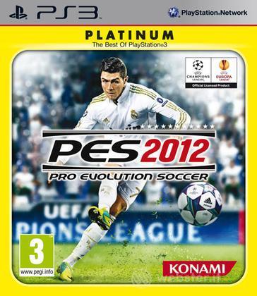 Pro Evolution Soccer 2012 PLT