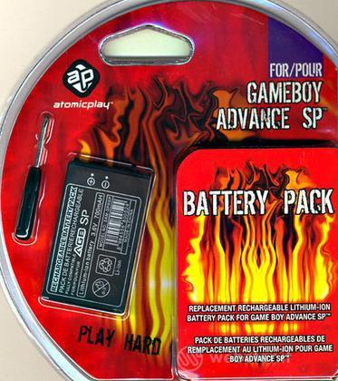 AP GBA SP - Battery Pack