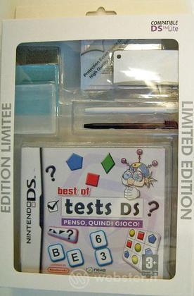 Best of tests + Accessori
