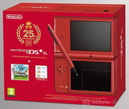 Nintendo XL New Super Mario Bros Sp.Ed.