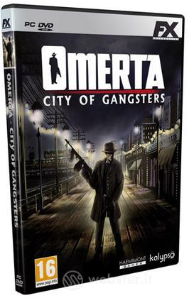 Omerta' City of Gangsters