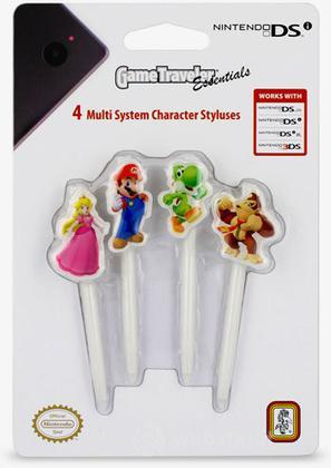 BB Pack 4 mini pennini Mario