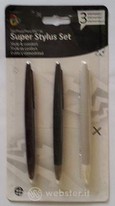 Kit 3 pennini deluxe DSI XL