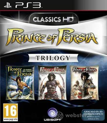 Prince Of Persia  Trilogy 3D