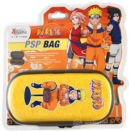 Custodia Naruto Eating PSP