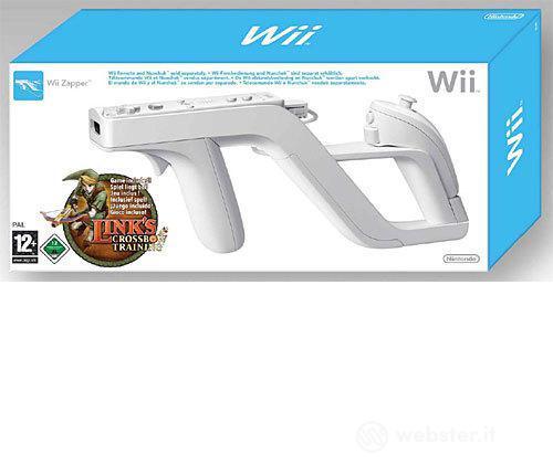 Wii Link's Crossbow Training + Zapper