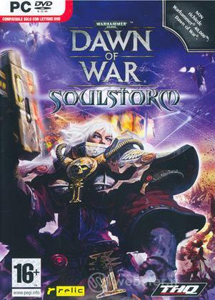 Warhammer Dawn Of War Soulstorm