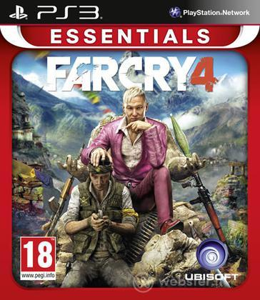 Essentials Far Cry 4
