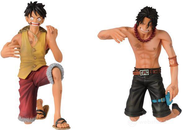 Figure One Piece Rubber e Ace