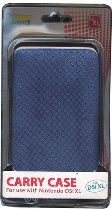 DSi XL Carry Case Blue