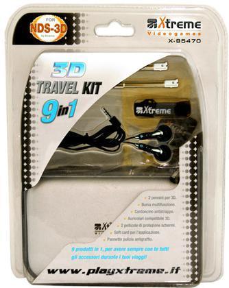 3DS Travel Kit 9in1