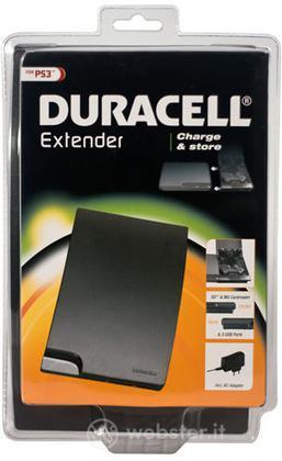 Base ricarica Extender per 2 Gamepad PS3