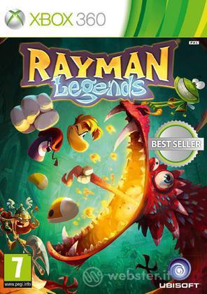 Rayman Legends CLS