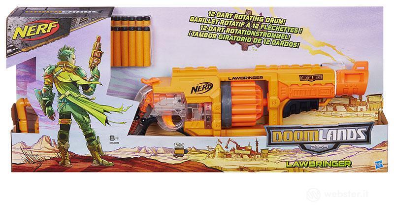 Nerf Doomlands Lawbringer