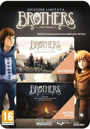 Brothers - Spotlight Pack