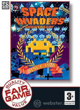 Space Invaders - Linea Fairgame