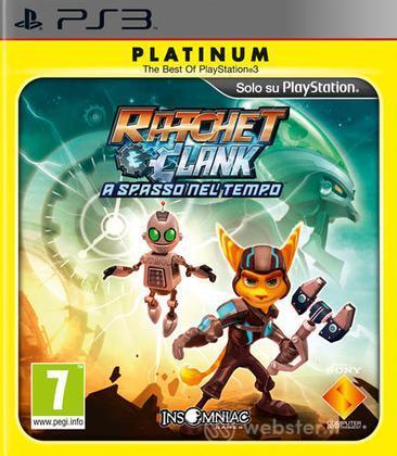 Ratchet & Clank: A Spasso Nel Tempo PLT